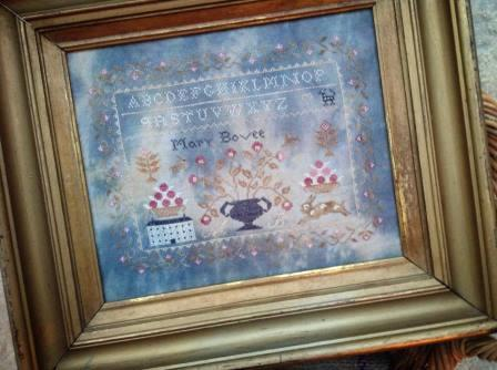 Stacy Nash Primitives - Mary Bovee Sampler
