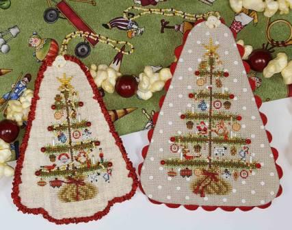 Blackberry Lane Designs - Christmas Memories-Blackberry Lane Designs - Christmas Memories, Harvest Market Hop, Christmas Ornaments,