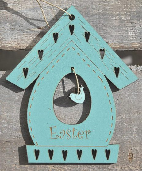 The Bee Company - Easter Birdhouse