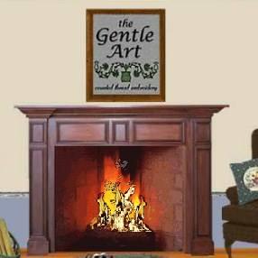 GENTLE ART SAMPLER & SIMPLY SHAKER THREADS