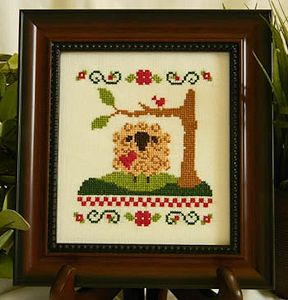 Cherry Hill Stitchery - Country Life Sheep-Cherry Hill Stitchery - Country Life Sheep