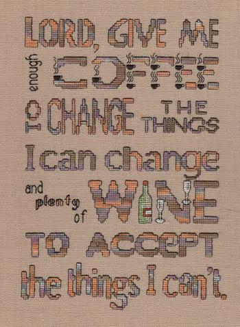 MarNic Designs - Enough Coffee - Plenty Of Wine-MarNic Designs - Enough Coffee - Plenty Of Wine, prayers, humorous,
