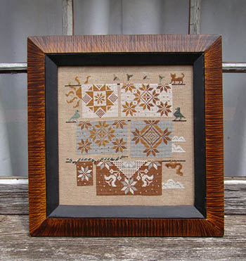 Carriage House Samplings - Quaker Quilts-Carriage House Samplings - Quaker Quilts, quilting, sewing, blanket, cross stitch