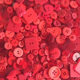 Just Another Button Company - Button Lovers - Scarlet