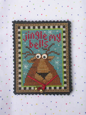 Val's Stuff - Jingle My Bells Kit