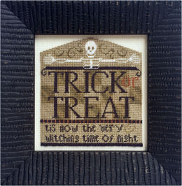 Erica Michaels Needleart Designs - Dem Bones-Erica Michaels Needleart Designs - Dem Bones, Halloween, skeleton, scary, cross stitch