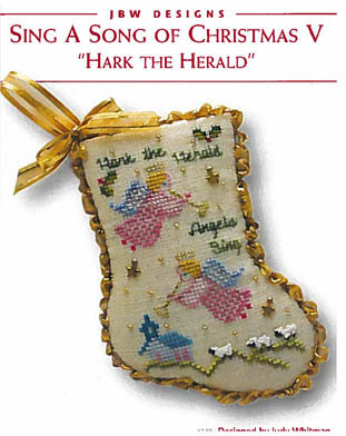 JBW Designs - Sing a Song of Christmas V - Hark the Herald-JBW Designs - Sing a Song of Christmas V - Hark the Herald