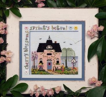 Victoria Sampler - Cherry Blossom Cottage