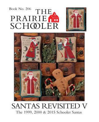 Prairie Schooler - Santas Revisited V (1999, 2000, 2015)-Prairie Schooler - Santas Revisited V 1999, 2000, 2015