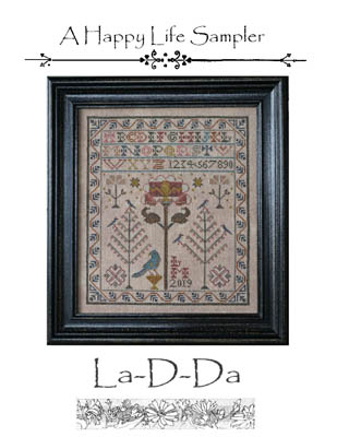 La-D-Da - Happy Life Sampler-La-D-Da - Happy Life Sampler,