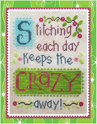 Waxing Moon Designs - Stitching Each Day-Waxing Moon Designs - Stitching Each Day, hobby, therapy, cross stitch