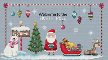 Les Petites Croix De Lucie - Welcome to the North Pole-Les Petites Croix De Lucie - Welcome to the North Pole, Santa Claus,