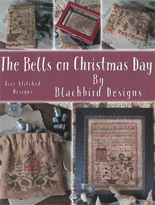 Blackbird Designs - Bells On Christmas Day-Blackbird Designs - Bells On Christmas Day