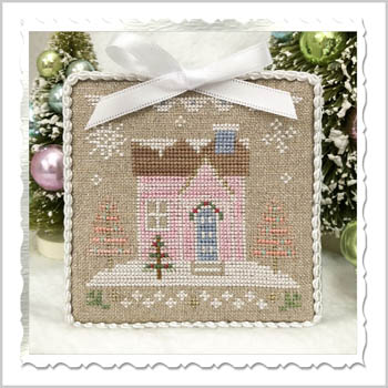 Country Cottage Needleworks - Glitter Village - Glitter House 8-Country Cottage Needleworks - Glitter Village - Glitter House 8