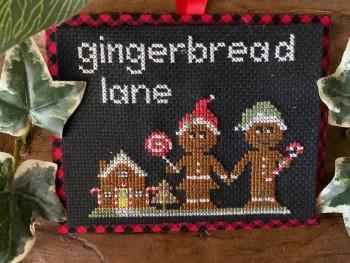 Frog Cottage Designs - Gingerbread Lane-Frog Cottage Designs - Gingerbread Lane,