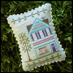 Country Cottage Needleworks - Main Street - Part 010 - Bakery-Country Cottage Needleworks - Main Street - Part 010 - Bakery