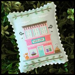 Country Cottage Needleworks - Main Street - Part 8 - Grocery-Country Cottage Needleworks - Main Street - Part 8 - Grocery