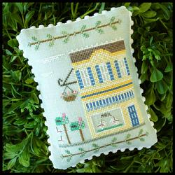 Country Cottage Needleworks - Main Street - Part 9 - Post Office-Country Cottage Needleworks - Main Street - Part 9 - Post Office