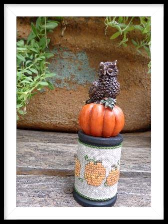 Faithwurks Designs - Pumpkin Patch Guardian Kit-Faithwurks Designs - Pumpkin Patch Guardian Kit, fall, autumn, sewing, decoration, cross stitch