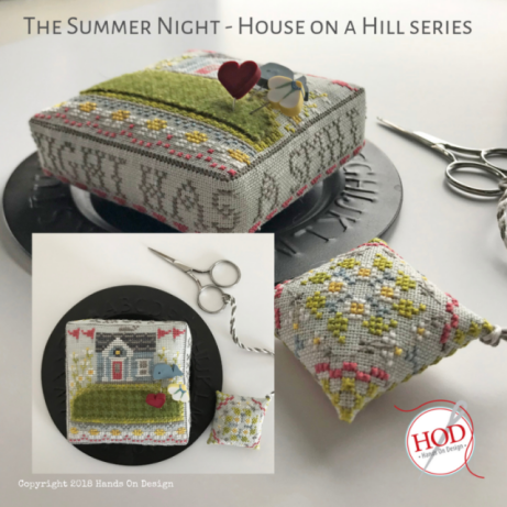 Hands On Design - House on a Hill Series - Part 1 The Summer Night