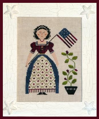 Little House Needleworks - My Lady Liberty
