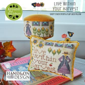 Hands On Design - Around the Holidays - Live Within Your Harvest
