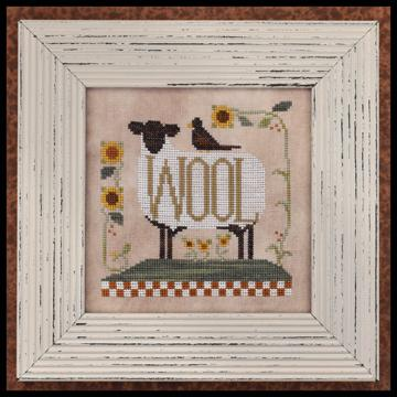 Little House Needleworks - Louise And Henry