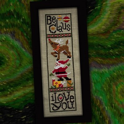 Carousel Charts - Be Claus I Love You