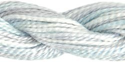 DMC - Color Variations Pearl Cotton - Size 5 - #4010 Winter Sky-DMC - Color Variations Pearl Cotton - Size 5 - 4010 Winter Sky