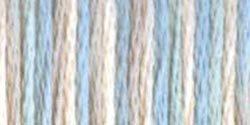 DMC - Color Variations Pearl Cotton - Size 5 - #4017 Polar Ice-DMC - Color Variations Pearl Cotton - Size 5 - 4017 Polar Ice