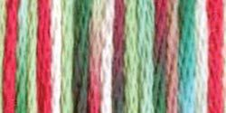 DMC - Color Variations Pearl Cotton - Size 5 - #4042 Very Merry-DMC - Color Variations Pearl Cotton - Size 5 - 4042 Very Merry, cross, stitch, needlework, needlepoint, embroidery, threads