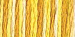 DMC - Color Variations Pearl Cotton - Size 5 - #4073 Buttercup-DMC - Color Variations Pearl Cotton - Size 5 - 4073 Buttercup, cross, stitch, needlework, needlepoint, embroidery, threads