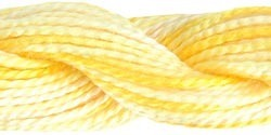 DMC - Color Variations Pearl Cotton - Size 5 - #4077 Morning Sunshine-DMC - Color Variations Pearl Cotton - Size 5 - 4077 Morning Sunshine, cross, stitch, needlework, needlepoint, embroidery, threads