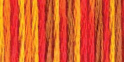 DMC - Color Variations Pearl Cotton - Size 5 - #4122 Fall Harvest-DMC - Color Variations Pearl Cotton - Size 5 - 4122 Fall Harvest, cross, stitch, needlework, needlepoint, embroidery, threads