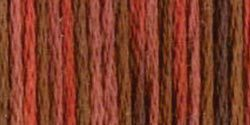 DMC - Color Variations Pearl Cotton - Size 5 - #4135 Terra Cotta-DMC - Color Variations Pearl Cotton - Size 5 - 4135 Terra Cotta, cross, stitch, needlework, needlepoint, embroidery, threads