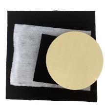 "Hands On Design - 4"" Round Finishing Kit"