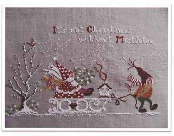 Cuore e Batticuore - Non e' Natale Senza Vischio-Cuore e Batticuore - Non e Natale Senza Vischio, mistletoe, Christmas, elves, gnomes,
