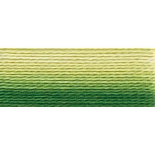 DMC - Pearl #5 Cotton Skein - 0092 Variegated Avocado-DMC - Pearl 5 Cotton Skein - 0092 Variegated Avocado