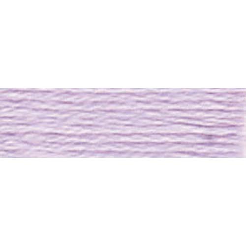 DMC - Pearl #5 Cotton Skein - 0210 Med. Lavender-DMC - Pearl 5 Cotton Skein - 0210 Med. Lavender