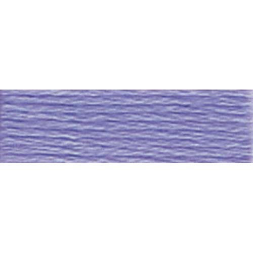 DMC - Pearl #5 Cotton Skein - 0340 Med. Blue Violet-DMC - Pearl 5 Cotton Skein - 0340 Med. Blue Violet