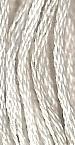 Gentle Art Sampler Threads - Chalk - 10 Yards