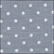 Zweigart - 32 ct Blue/White Belfast Petit Point Linen-Zweigart, 32 ct BlueWhite Belfast Petit Point Linen  , cross stitch fabric,