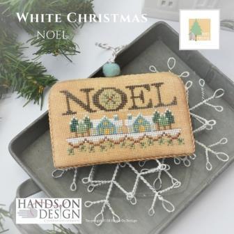 Hands On Design - White Christmas Part 2 - Noel-Hands On Design - White Christmas Part 2 - Noel, Christmas, ornaments, Christmas trees,