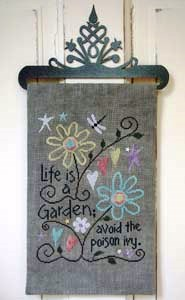 SamSarah Design Studio - Life is a Garden