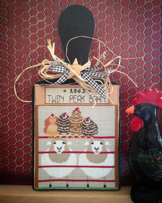 Twin Peak Primitives - Twin Peak Barn-Twin Peak Primitives - Twin Peak Barn