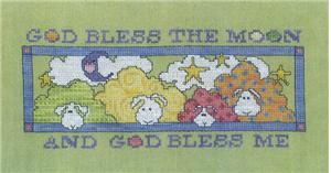 Amy Bruecken Designs - Bless You-Amy Bruecken Designs - Bless You, baby, sheep, God, prayers,