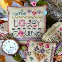 Lizzie Kate - A Little Mystery Sampler - Part 2-Lizzie Kate - A Little Mystery Sampler - Part 2, summer, flowers,