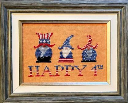 AuryTM - Grumpy Old Men Celebrate - Happy 4th-AuryTM - Grumpy Old Men Celebrate - Happy 4th, 4th of July, freedom, friends, cross stitch, fireworks, celebrate