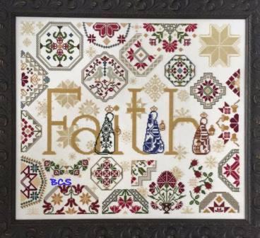 AuryTM - Faith-AuryTM - Faith,  worship, peace, joy, Jesus, God, bible, cross stitch, Nashville,