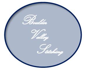 BOULDER VALLEY STITCHING